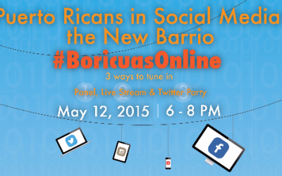 Lalaboy PR behind the first annual Puerto Ricans in Social Media: The New Barrio