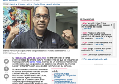 La Prensa Cultural