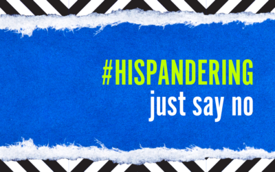 Hispandering Reading List: How to Reach the Hispanic Market without Looking Like a Fool